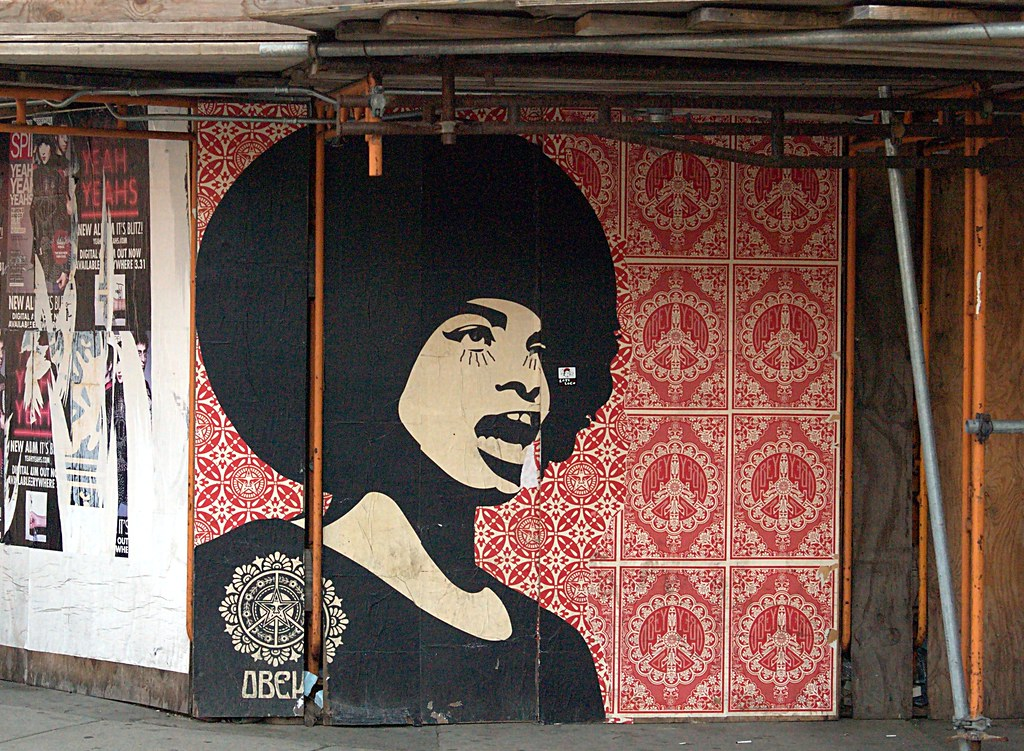3596290501_9998781814_b Day in the Life: Angela Davis