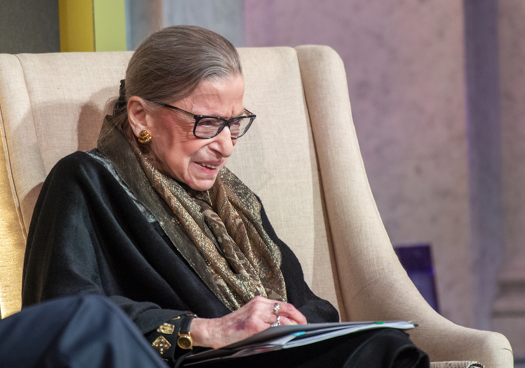 49469498388_4943d9d605_b Day in the Life: Ruth Bader Ginsburg