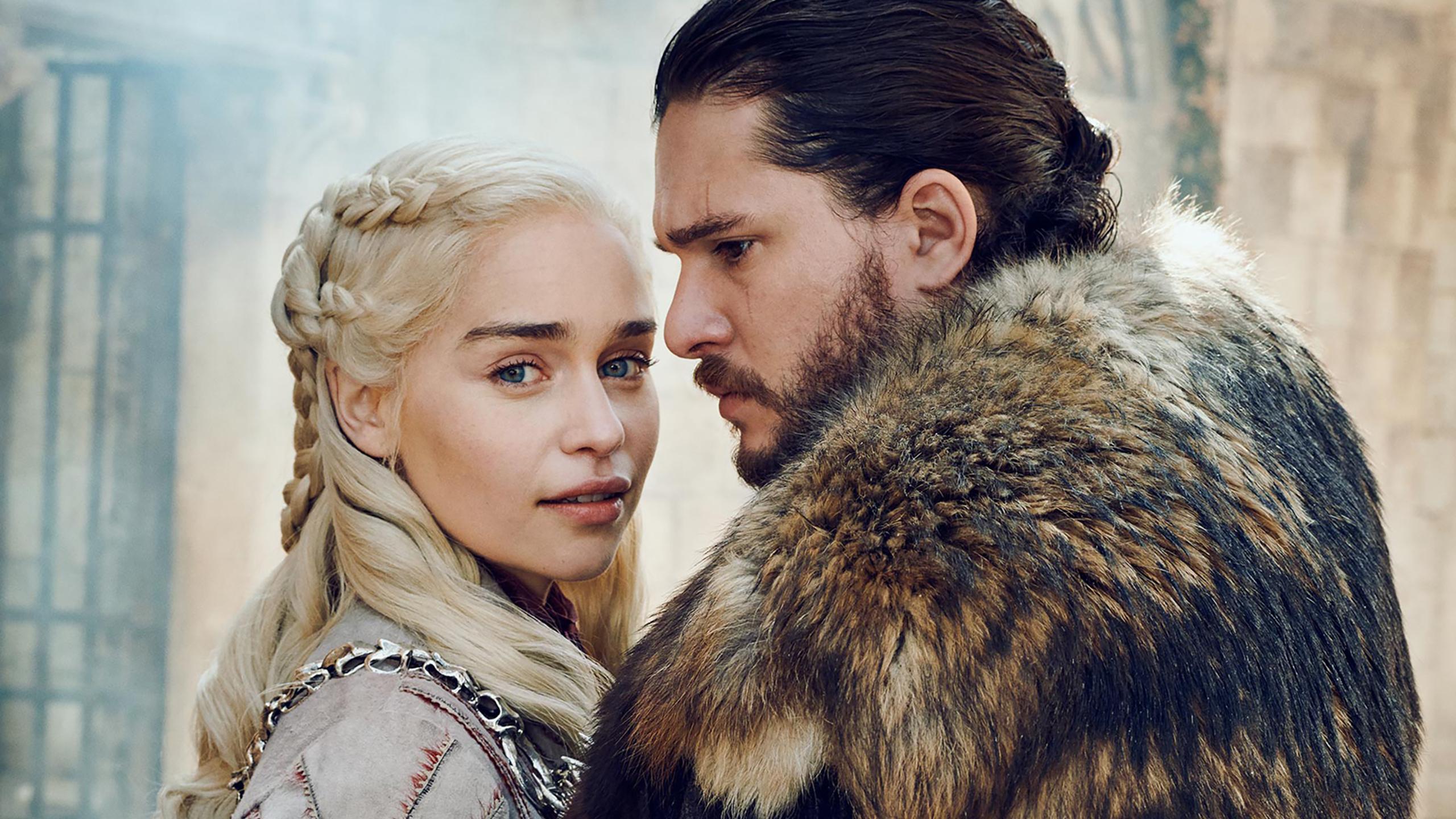 jon_snow_daenerys_targaryen_in_got_season_8 Day in the Life: Daenerys Targaryen