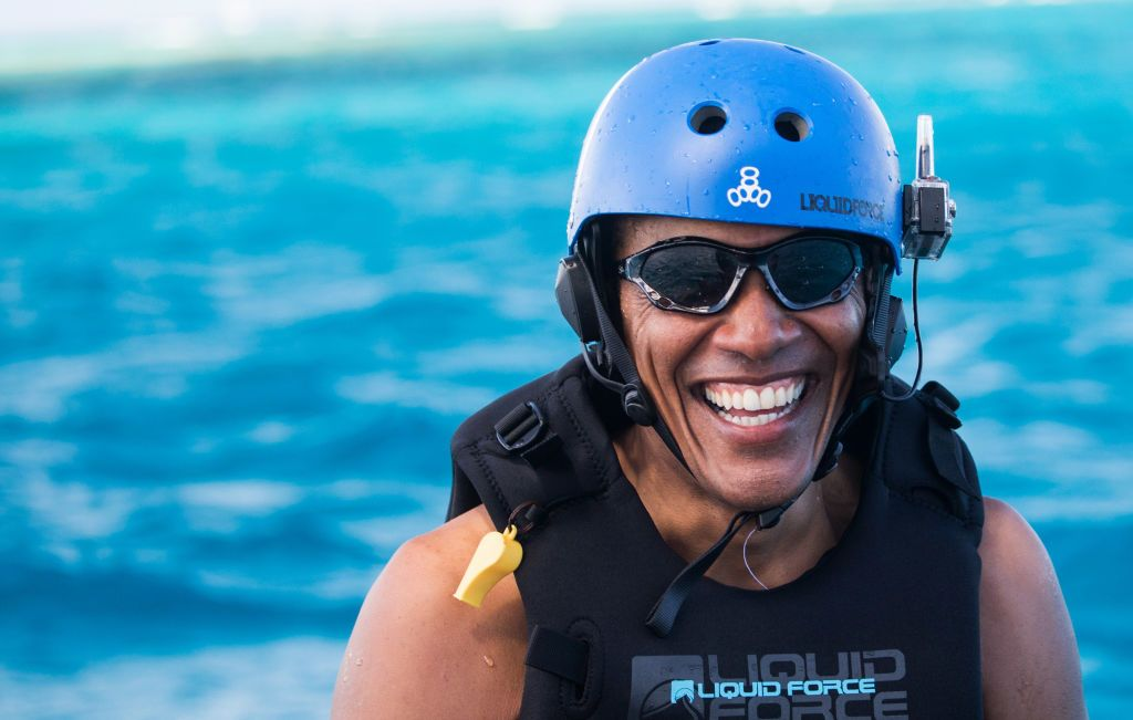 vaction Day in the Life: Barack Obama